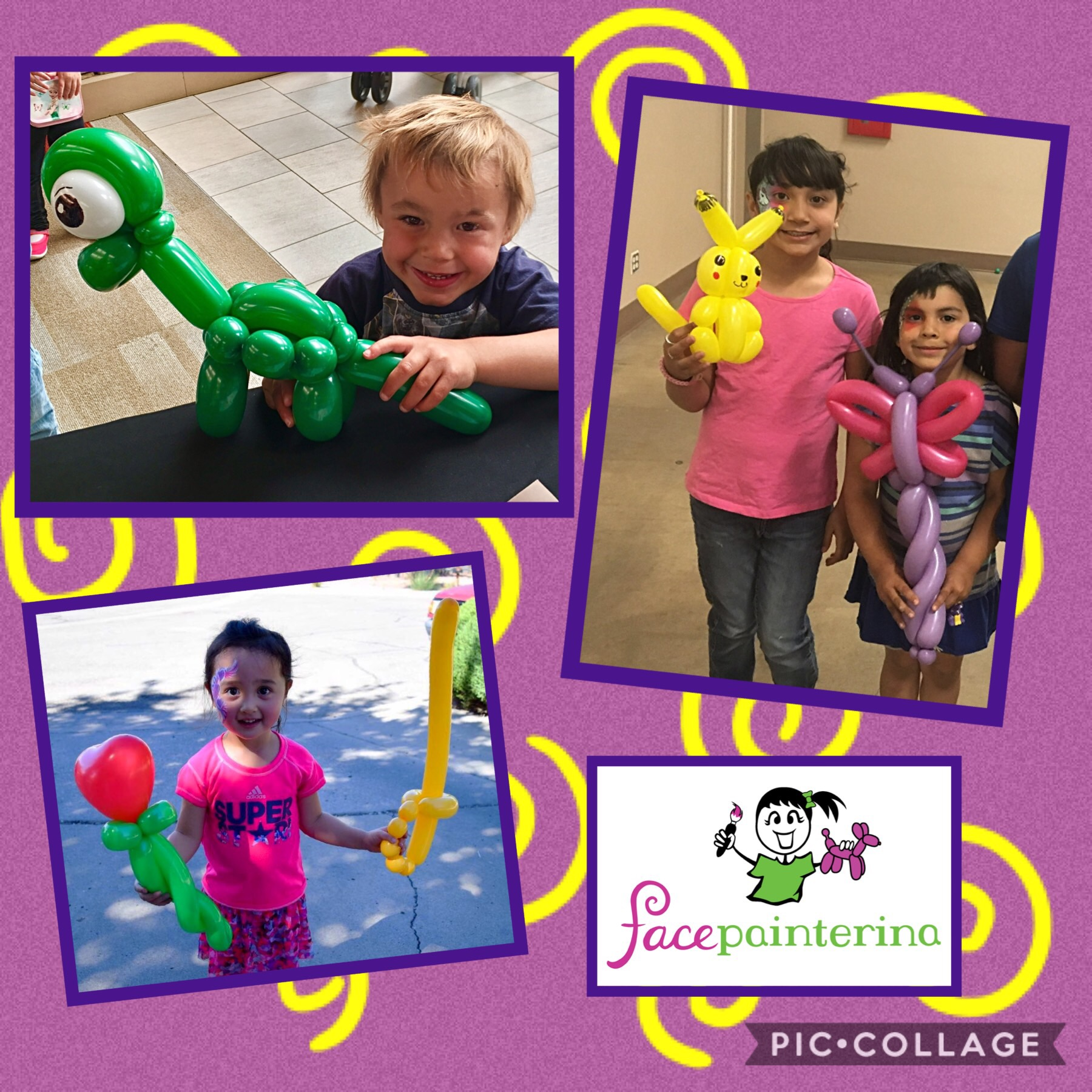 Balloon animals kids
