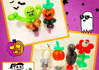 Halloween Balloon Cup Gifts