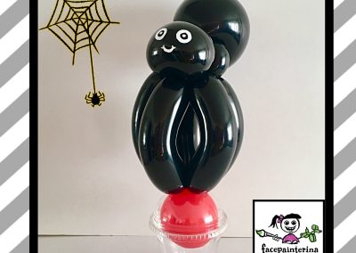 Spider Balloon Cup